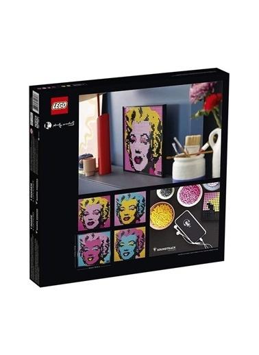 Lego 31197 Lego® Art Andy Warhol'Un Marilyn Monroe Tablosu /3341 Parça /+18 Yaş Renkli